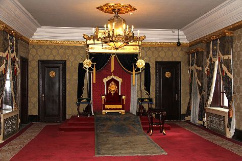 The Museum of The Imperial Palace of Manchukuo, Changchun, China