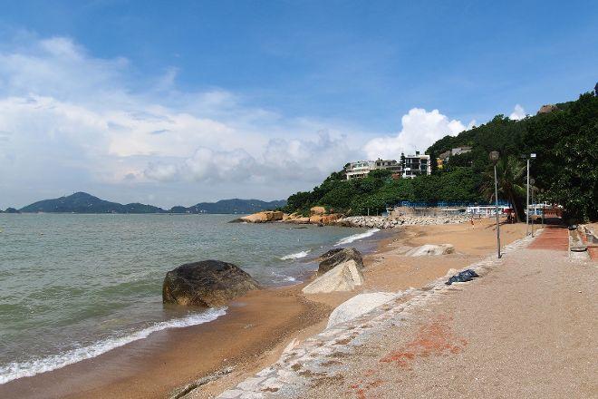 Bamboo Bay Beach, Macau, China
