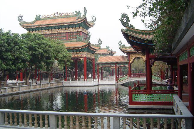 Baomo Scenery, Guangzhou, China