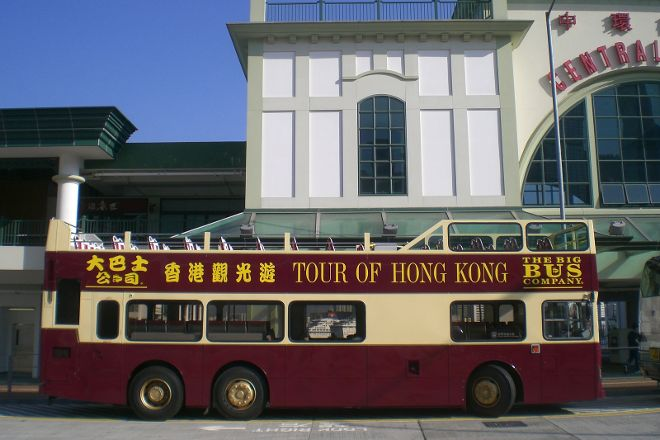 Big Bus Tours, Hong Kong, China