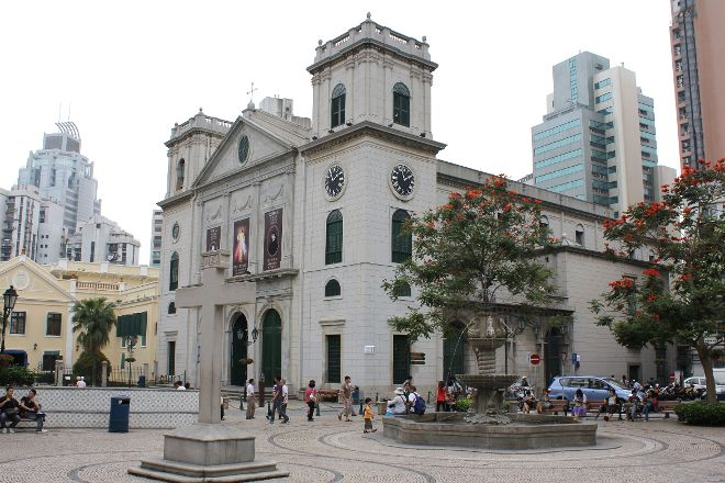 Cathedral of the Nativity of Our Lady, Macau, China