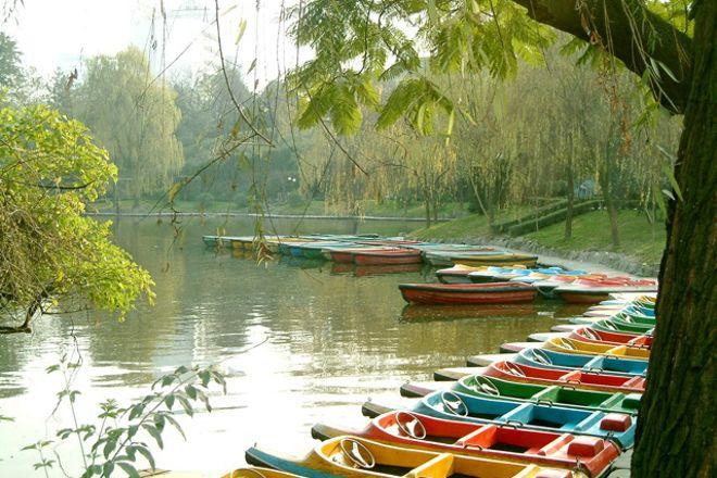 Chengdu Renmin Park, Chengdu, China