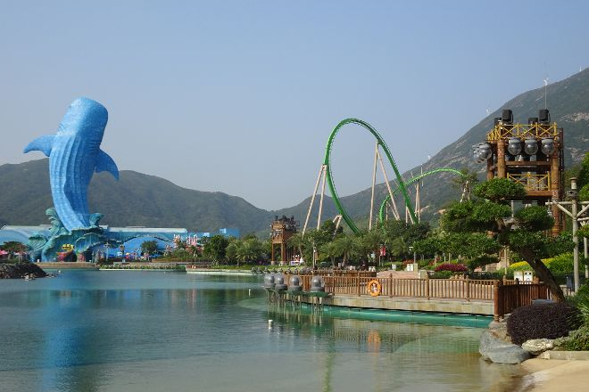 Chimelong Ocean Kingdom, Zhuhai, China