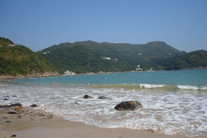 Clear Water Bay Second Beach, Hong Kong, China