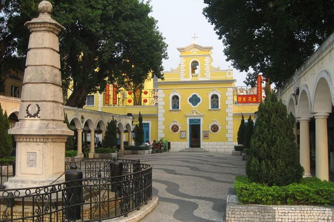 Coloane, Macau, China