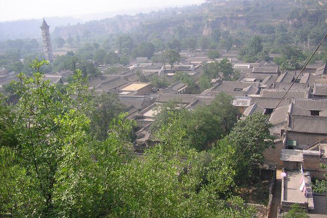 Dangjia Village, Hancheng, China