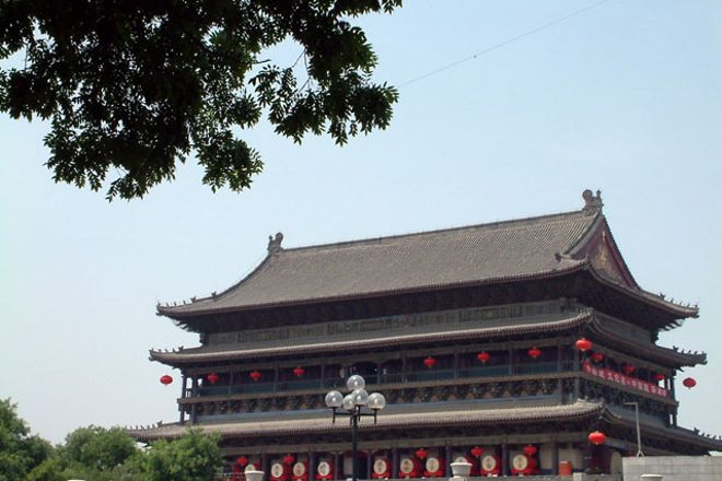 Drum Tower (Gulou), Xi'an, China