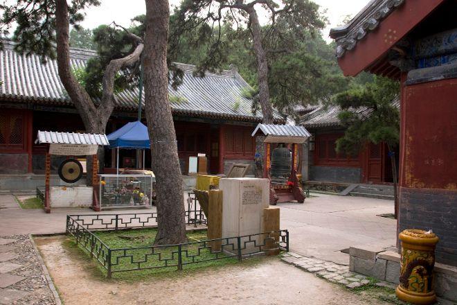 Eight Great Temples (Ba Da Chu Park), Beijing, China