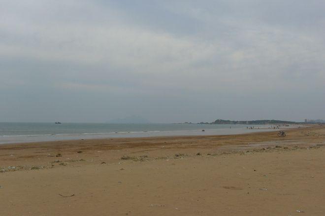 Golden beach (Huang Dao), Qingdao, China