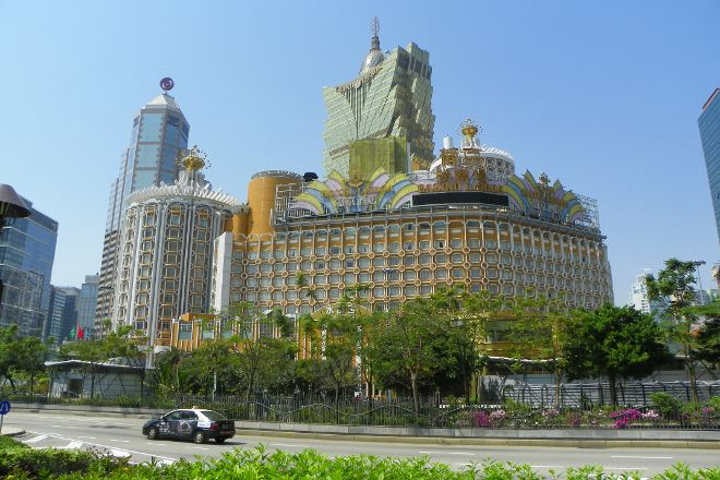 Grand Lisboa Casino, Macau, China