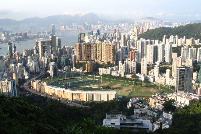 Happy Valley Racecourse, Hong Kong, China