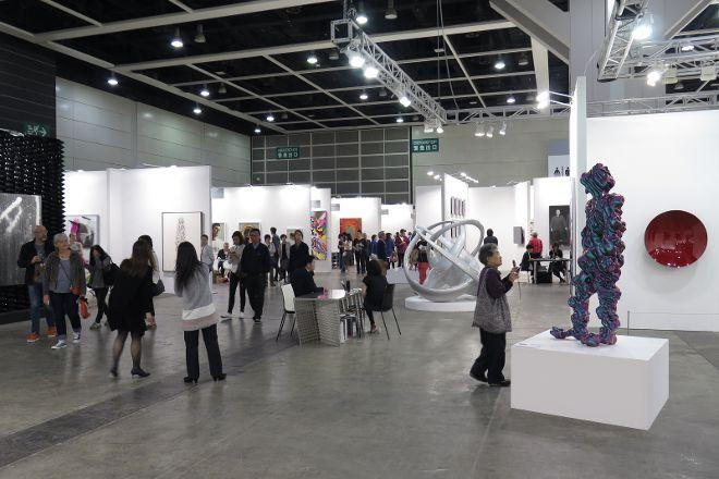 Hong Kong Convention and Exhibition Centre, Hong Kong, China