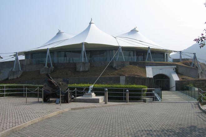 Hong Kong Museum of Coastal Defence, Hong Kong, China