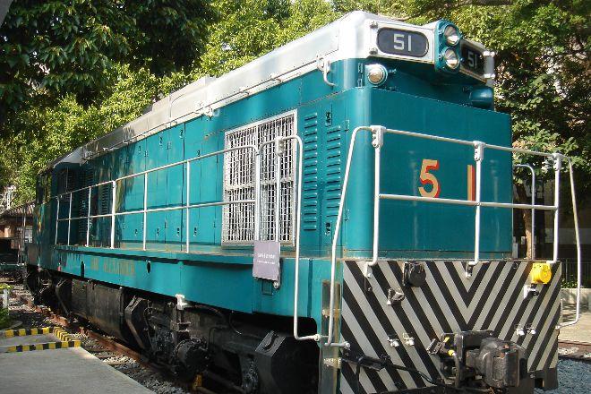 Hong Kong Railway Museum, Hong Kong, China