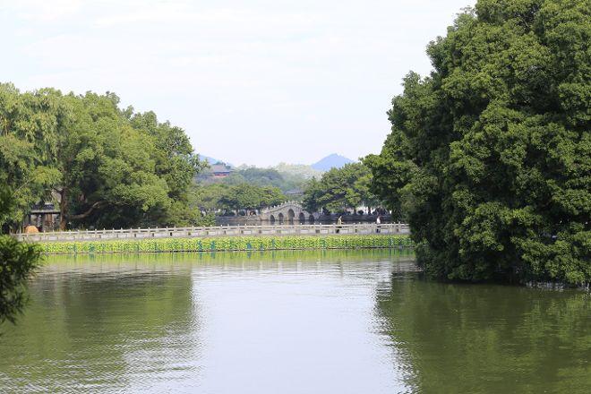 Huizhou West Lake, Huizhou, China