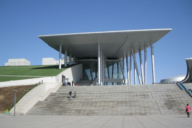Inner Mongolia Museum, Hohhot, China