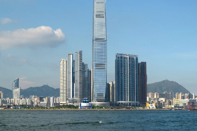 International Commerce Centre, Hong Kong, China