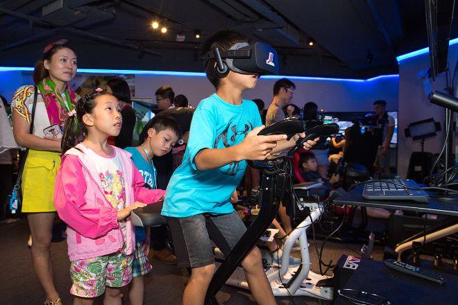 JetOne Motion Hong Kong, Hong Kong, China