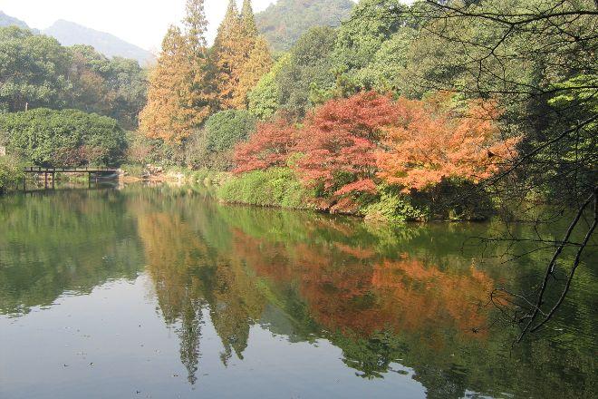 Jiuxi 18 Stream, Hangzhou, China