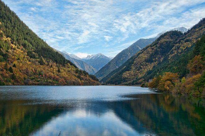 Jiuzhaigou Natural Reserve, Jiuzhaigou County, China