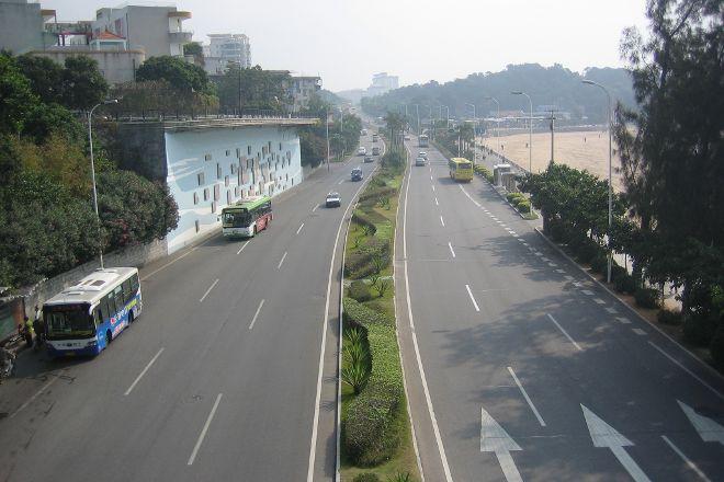 Kulangsu Huandao Road, Xiamen, China
