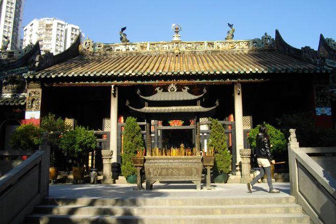 Kun Iam Temple, Macau, China