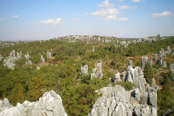 Kunming West Hill (Xishan Forest Park), Kunming, China