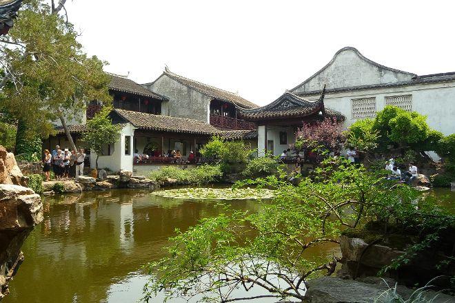 Landscape Architecture, Suzhou, China