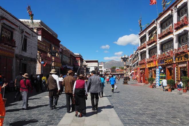 Lasa Sanquan Scenic Resort, Lhasa, China