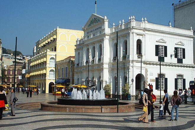 Leal Senado (Municipal Council), Macau, China