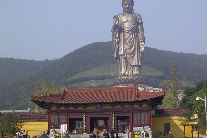 Lingshan Buddhist Scenic Spot, Wuxi, China