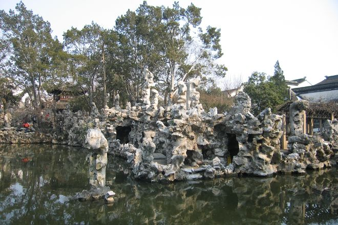 Lion Forest Garden, Suzhou, China