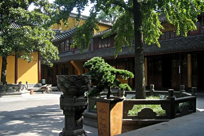 Longhua Temple, Shanghai, China