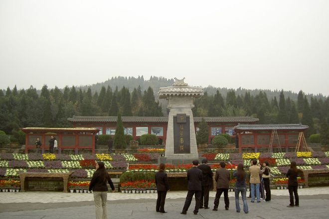 Mausoleum of the First Qin Emperor, Xi'an, China