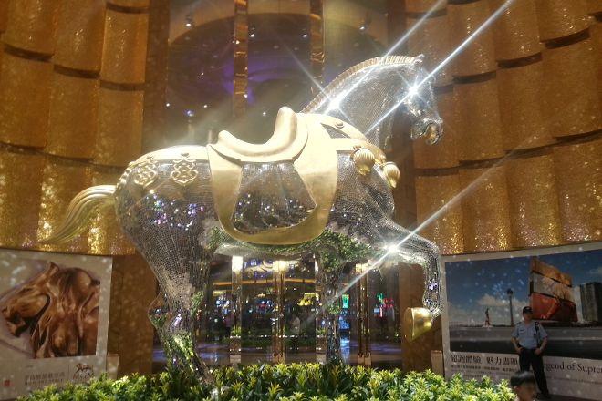 MGM Casino, Macau, China
