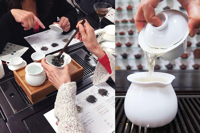 MingCha Tea House, Hong Kong, China