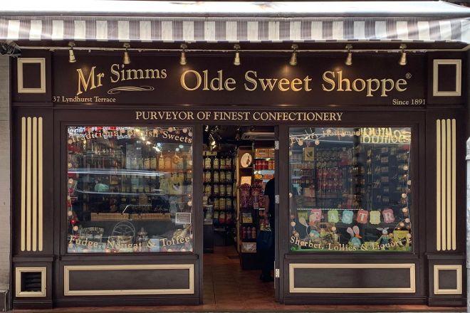 Mr Simms Olde Sweet Shoppe, Hong Kong, China
