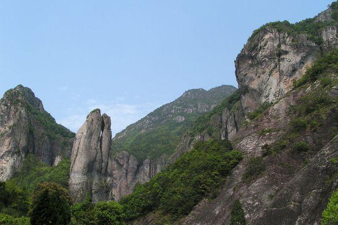Mt.Yandang Resort, Yueqing, China