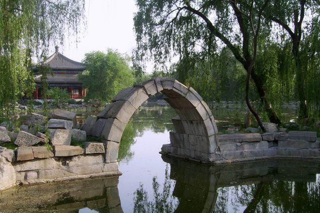 Old Summer Palace (Yuanmingyuan), Beijing, China