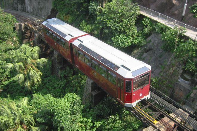 Peak Tram Fast-Track Guided Tour, Hong Kong, China