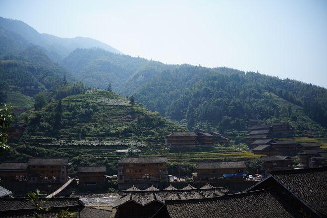 Ping'an Village, Longsheng County, China