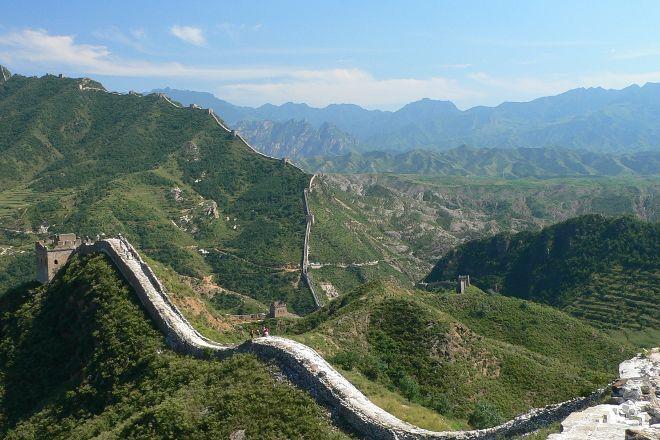 Pinggu Jiangjunguan Great Wall, Beijing, China