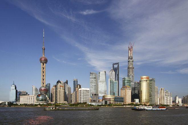 Pudong New Area, Shanghai, China