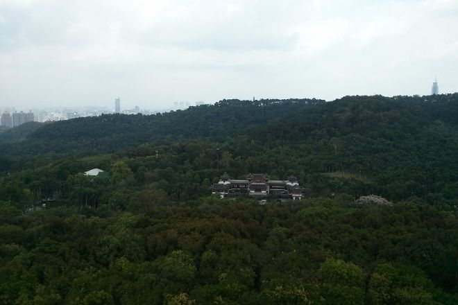 Qingxiu Mountain, Nanning, China