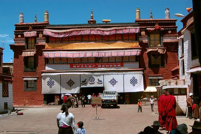 Ramoche Monastery (Xiao Zhao Si), Lhasa, China