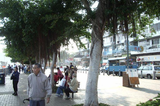 Sai Kung Promenade and Seafood Street, Hong Kong, China