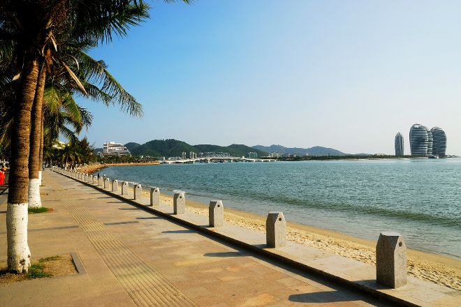 Sanya Bay, Sanya, China