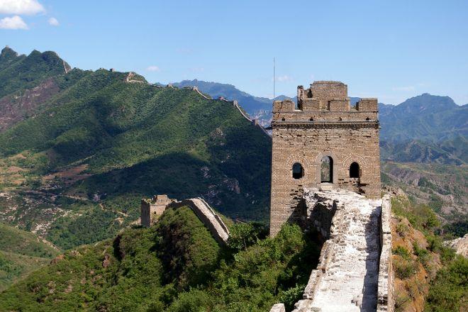 Simatai Great Wall, Beijing, China