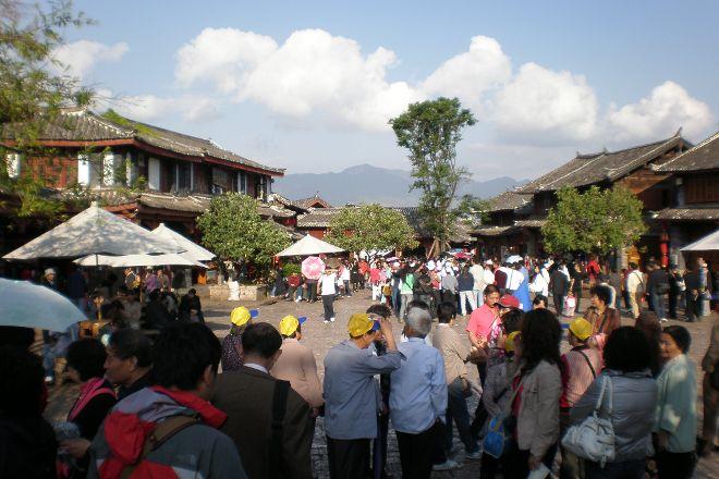 Square Street (Sifangjie), Lijiang, China