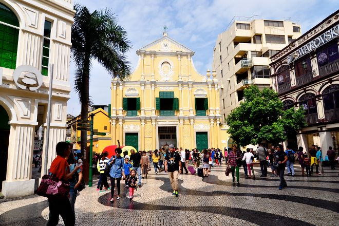 St. Dominic's Square, Macau, China